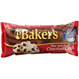 Baker's Semi-Sweet Chocolate Chunks, 12 Ounce (Pack of 12)