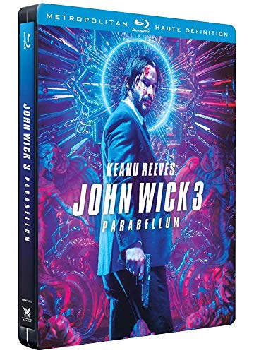 John Wick 3 : Parabellum [Édition Limitée boîtier SteelBook]