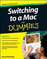 Switching to a Mac For Dummies Front Cover