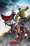 The Avengers- Age Of Ultron (Cast - Collage 2)