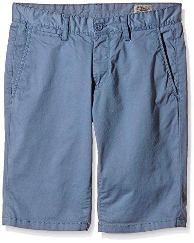 Teddy Smith Short Chino Str, Shorts Uomo, Bleu (Bleu Horizon), 27 W