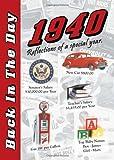Back in the Day Almanac 1940