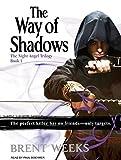 The Way of Shadows (Night Angel) Brent Weeks