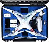 Go Professional Cases Phantom 2 Vision/gopro Hard Case