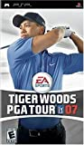 Tiger Woods PGA Tour 07 - Sony PSP