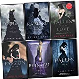 Lauren Kate Lauren Kate Fallen Collection 6 Books Set Pack Set (Passion, Fallen, Torment, The Betrayal of Natalie Hargrove, Rapture, Fallen in Love)