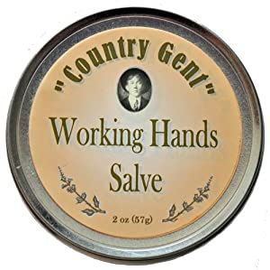 Working Hands Salve - 2 Oz