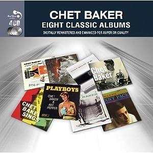 8 Classic Albums [Audio CD] Chet Baker
