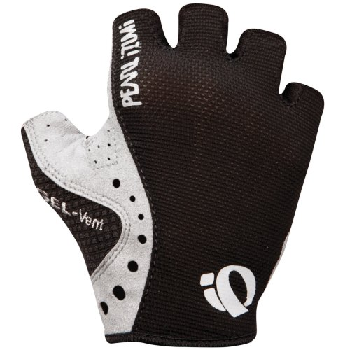 Buy Low Price Pearl iZUMi Elite Gel Vent Cycling Glove,Black,Small (PZ8586021S)