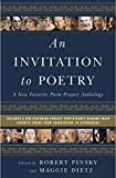 Invitation To Poetry: A New Favorite Poem Project Anthology