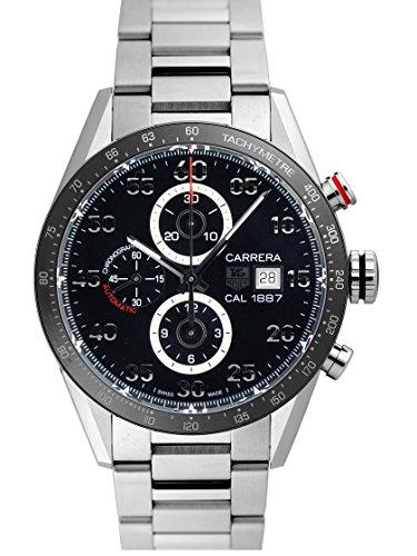 [タグホイヤー] TAG HEUER 腕時計 カレラ クロノグラフ キャリバー1887 CAR2A10.BA0799 メンズ 新品 [並行輸入品]