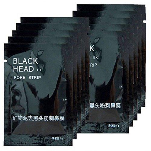 15x PILATEN Black Head Peel Off Blackhead Mask Set by Boolavard® TM