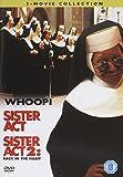 Sister Act 1&2 Duopack Irish [DVD]