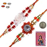 Little India Rajasthani Style Trendy Ethnic Designer Rakhi Gift 303