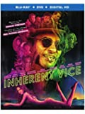 Inherent Vice (2014) (Blu-ray+DVD+UltraViolet Combo Pack)