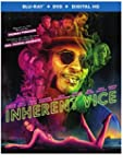 Inherent Vice (Blu-ray + DVD + Digita...