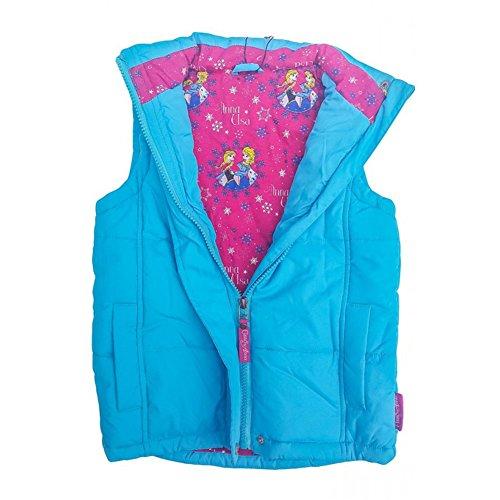 Disney -  Gilet sportivo  - ragazza blu chiaro 10 anni