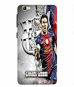 Printed Back Cover for LETV Le 1S By Case Cover