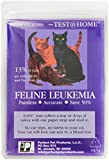 FELINE LEUKEMIA TEST@HOME-Save $150-Saliva Cat VirusTest(not Blood Test)-Accurate- mail to our Veterinary Lab-Same Elisa test used by Vets-Save  Trip