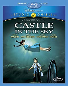 Castle in the Sky (Two-Disc Blu-ray/DVD Combo) from Walt Disney Home Entertainment Presents A Studio Ghibli Film