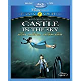 Castle in the Sky [Blu-ray + DVD]by Anna Paquin