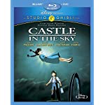 [US] Laputa: Castle in the Sky (1986) [Blu-ray + DVD]