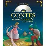 Les plus beaux contes traditionnels racontés (1CD audio)