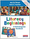 img - for Literacy Beginnings: A Prekindergarten Handbook book / textbook / text book