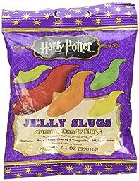 Jelly Belly Harry Potter Jelly Slugs Gummi Candy Slugs 2.1 oz