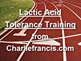 img - for Lactic Acid Tolerance Training book / textbook / text book