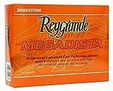 BRIDGESTONE(ブリヂストン) Reygrande メガディスタ ゴルフボール 1ダース(12個入り)   オレンジ