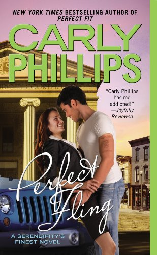 Perfect Fling (SERENDIPITY'S FINEST) by Carly Phillips