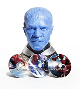 The Amazing Spider-Man 2: Electro Collector's Edition (Amazon Exclusive) [Blu-ray]