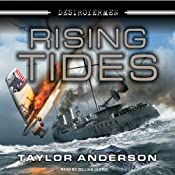 Rising Tides: Destroyermen, Book 5 | [Taylor Anderson]