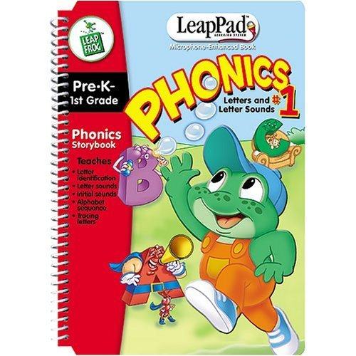 LeapPad Phonics Program Lesson 1: Alphabet Adventures - 1
