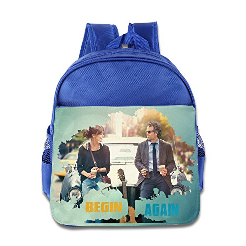 CEDAEI Begin Again Musical Comedy Drama Film Cute Children Schoolbag For 1-6 Years Old RoyalBlue (4 Cup Crock Pot compare prices)
