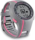 Garmin Forerunner 110 GPS Running Watch with Heart Rate Monitor - Grey/Pink (discontinued by manufacturer)
