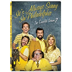 It's Always Sunny In Philadelphia: The Complete Season 7