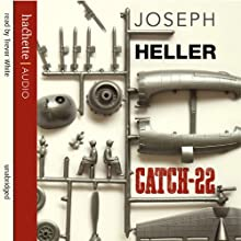 Catch 22 Audiobook by Joseph Heller Narrated by Trevor White