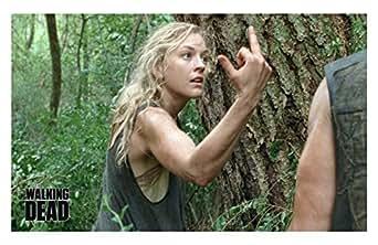 The Walking Dead Beth Greene Actress Emily Kinney Unsigned 11x17