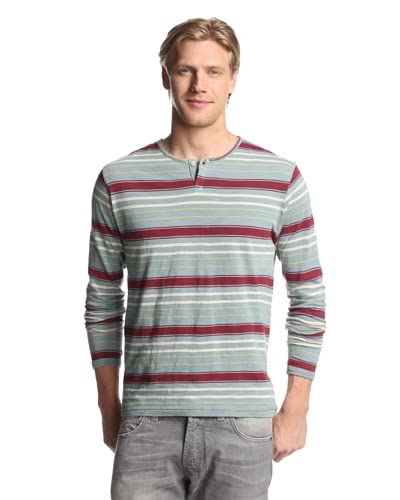 French Connection Men's Porcupine Stripe Tee