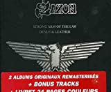 Strong Arm of the Law/Denim & Leather - Deluxe Edition by Saxon