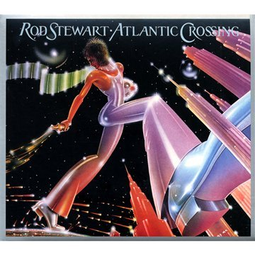 Rod Stewart - Atlantic Crossing (2 CD Limited Edition) - Zortam Music