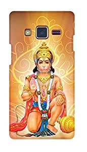 SWAG my CASE PRINTED BACK COVER FOR SAMSUNG TIZEN Z2 Multicolor