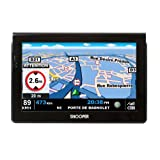 Navigation GPS SNOOPER VENTURA CC7000 NOIR EUROPE 41 PAYS