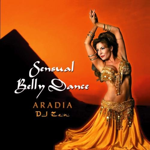 Original album cover of Sensual Belly Dance by Aradia & DJ Zen