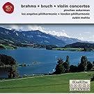 Brahms & Bruch, Violin Concertos