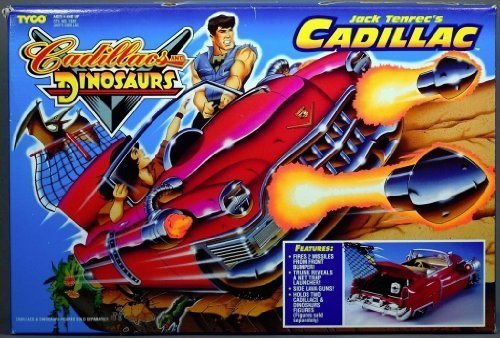 cadillacs-and-dinosaurs-jack-tenrecs-caddillac-vehicle-by-tyco