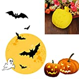 LussoLiv Halloween Pumpkin Silicon Cake Mould Cake Decorating Baking Tools