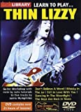 Learn To Play Thin Lizzy [DVD]